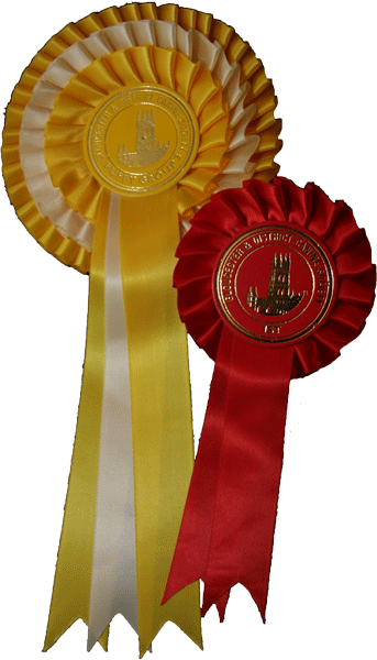 Gloucester & District Rosettes
